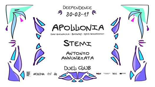 Deependence Closing Winter with Apollonia at Duel eventi Pozzuoli eventi NA