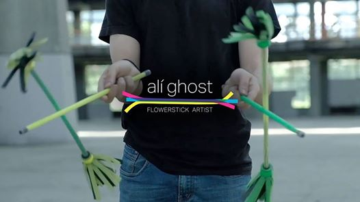 "ALI' GHOST ""Ever Green""- stand-up commedy e giocoleria eventi Torino eventi TO"
