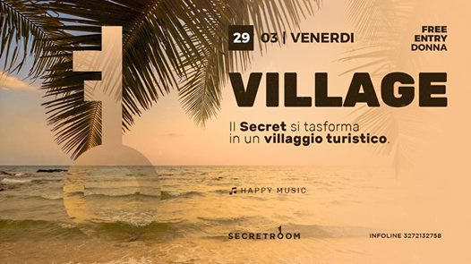 Village • Free Entry Donna eventi Legnano eventi MI