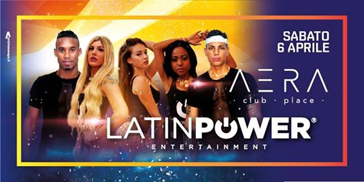 Latin Power - Aera club eventi Fabriano eventi AN