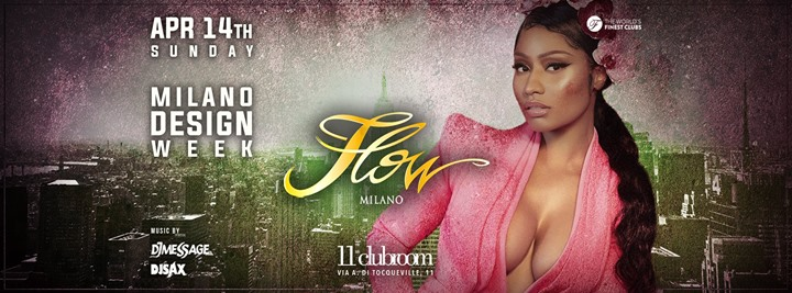 Flow Night APR 14th 2019 @11clubroom eventi Milano eventi MI