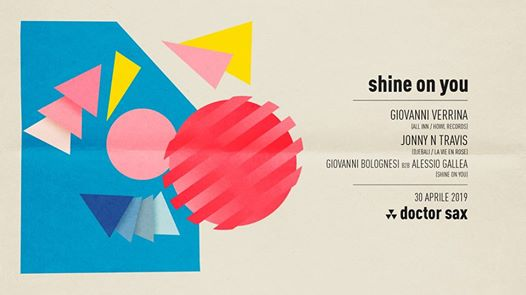 Shine On You at Doctor Sax w/ Giovanni Verrina eventi Torino eventi TO