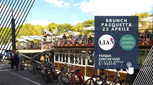 Brunch di Pasquetta | LIAN CLUB eventi Roma eventi RM