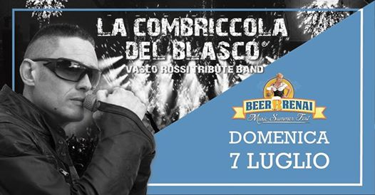 La Combriccola del Blasco at Beerrrenai Summer Music Fest 2019 eventi Signa eventi FI
