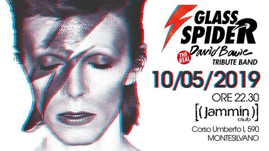 Bowie is Back! eventi Montesilvano eventi PE