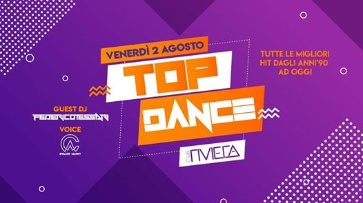 Top Dance eventi Rosolina eventi RO