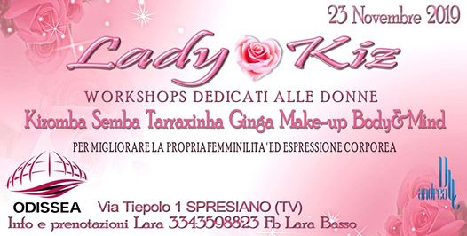 LadyKiz eventi Spresiano eventi TV