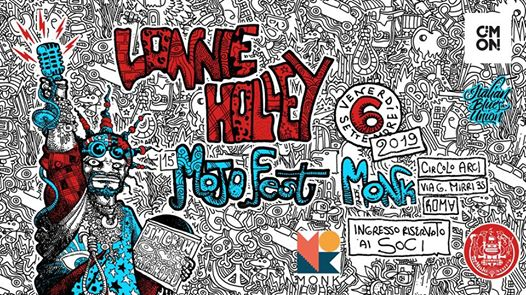 MojoFest: Lonnie Holley // Monk eventi Roma eventi RM