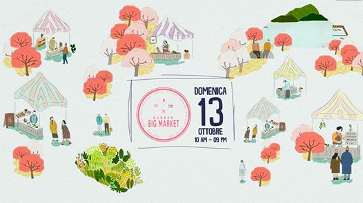 Bunker Big Market 14 'Autumn Edition' eventi Torino eventi TO