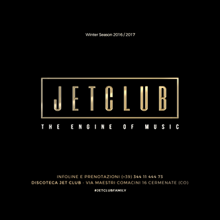 JET CLUB eventi Cermenate eventi Como