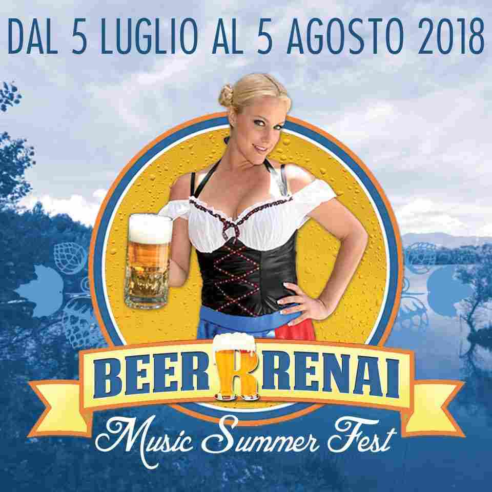 BeeRrenai Music Summer Fest eventi Signa eventi FI